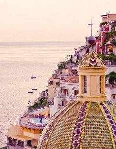 adventur, summer destination, positano, italia, color