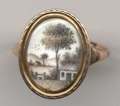 """mourning ring......   inscribed """"TH to AB 1786 as a memorial of faithful services"""" exquisit, georgian, artifact, histor, heart, mourning jewelry, homes, 1786, antiqu"""
