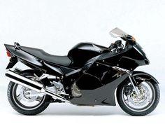 Honda CBR1100XX Bike - Honda CBR1100XX Blackbird Motorcycle
