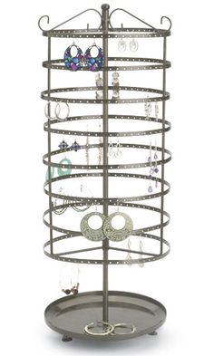 "Store Supply Warehouse: Earring storage ~ 24"" tall ~ $22.95"