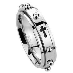 6MM Stainless Steel Rosary Spinner We... $18.99 #topseller