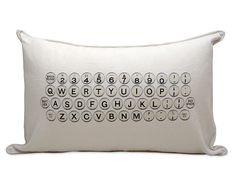oh, another great pillow!  #uncommongoods #contest
