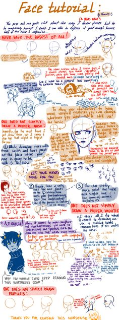This might be a drawing tutorial but everything I see reminds me of Percy....