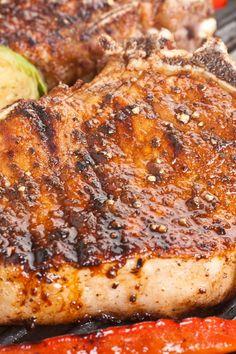 #Cajun Spiced Pork Chops recipe