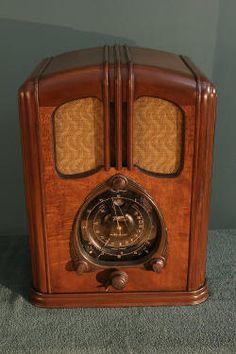 Zenith Radio  1938