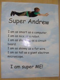 My Super Heroes!