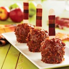 Caramel Bacon Apples from Eagle Brand