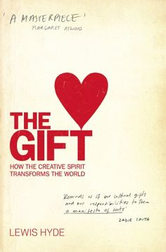 """Reshaping the way I think of the word """"gift.""""  Powerful..."""