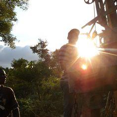 Good morning, Haiti!