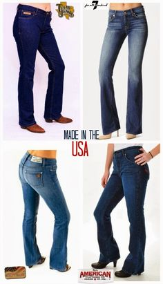 American Made Jeans ~ Cassidy Magazine™