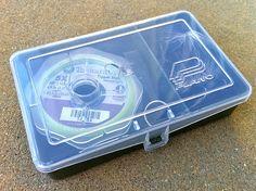 Ultralight Fly Fishing Box