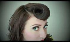 Karmin Suicide Roll Hair Tutorial | Hair and Style .ME | Pinterest