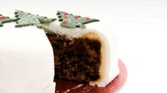Phil Vickery's succulent, gluten-free fruit cake is full of festive ...