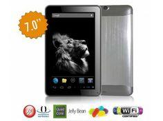 Tablet PC 7'' HD Quad Core / 8Gb White Lion II