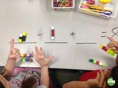 Algebraic Thinking In Kindergarten