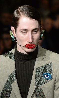 Walter Van Beirendonck    Men's Fashion Week 2013