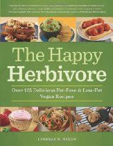 The Happy Herbivore #becomemore @BeyondFitAustin #books #cookbook #recipes