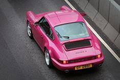 porsch 964, porsch carrera, pink porsch, porsche 911 964, pink vehicl, pink car, nice ride, porsch 911, 964 carrera