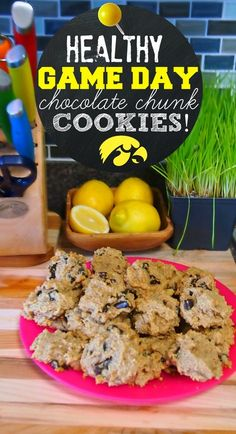 Undressed Skeleton — Healthy Game Day: Paleo Chocolate Chunk Cookies! Dairy Free, Gluten Free, Flour Free and Guilt Free!