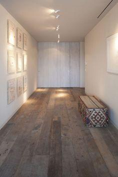 Nice wooden floor