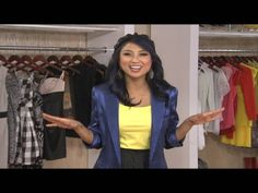 Need help hiding those unwanted panty lines? Host Jeannie Mai gives you tips for hiding lady lines.
