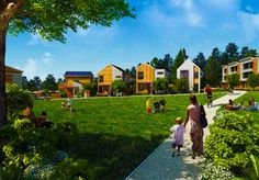 One Planet Community...lovely place to live! http://bit.ly/1pML3Q7