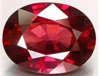 July birthstone - ruby
