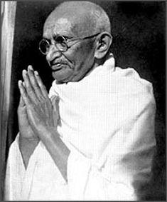 #Ghandi
