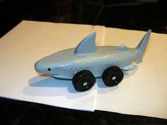 cub scout, boy scout, cubscout, car idea, boy stuff, derbi car, pinewood derbi, pinewood derby, shark