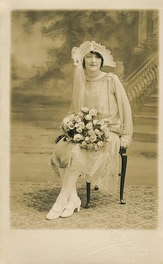 Lady Marmalaide loves this... here comes the bride...
