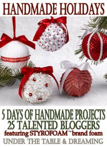 Great ideas for Christmas crafting projects