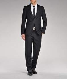 Top Fashion For All: Emporio Armani Suits for Men