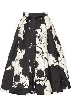 Shop now: Tibi skirt