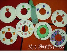 Mrs. Plant's Press: The Very Hungry Caterpillar