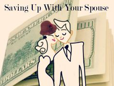 Saving up with your spouse- good tips! #marriage #advice