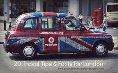 20 London Travel Tips and Facts