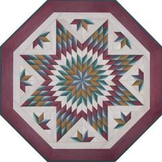 Previous Examples of wood quilts