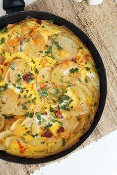 Spiralized Tortilla