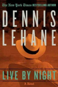 Live by night by Dennis Lehane.  Click the cover image to check out or request the historical fiction kindle.