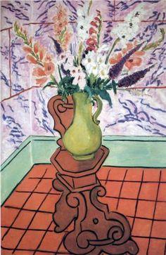 Still Life  Henri+Matisse