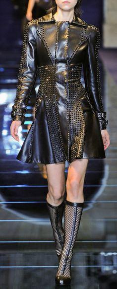 Versace, fall 2012