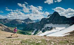 Rave Run: Glacier National Park fitness