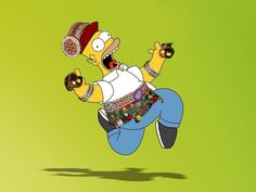 Homer doing ATS(R)