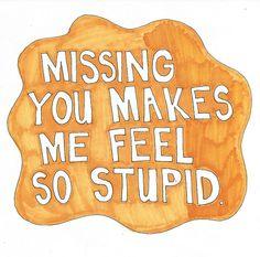 so stupid