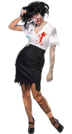 Office Zombie Costume
