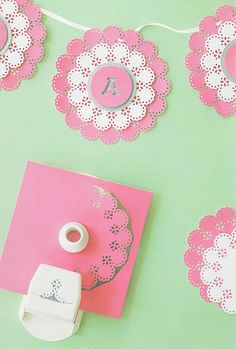 Martha Stewart Crafts Circle Edge Punch on HSN and Paper Angels