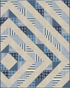 asymmetr diamond, baby quilts, baby quilt patterns, triangle quilts, men shirts, half square triangles, diamond quilt, old shirts, blue quilts