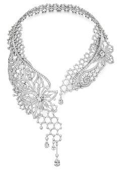 Piaget Biennale necklace