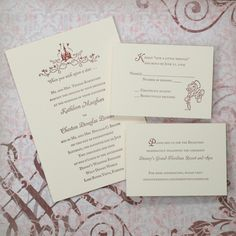 beautiful invitation by impressions