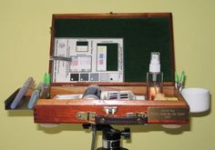 Home made Plein-Air Travel set by webminer2, via Flickr